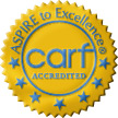 CARF Accreditations Logo